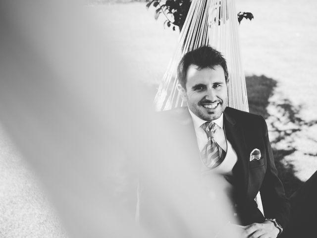 La boda de David y Bea en Huermeces, Burgos 12