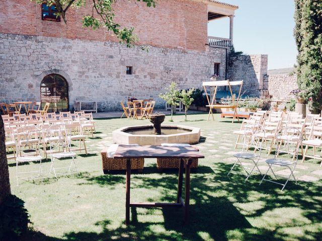 La boda de David y Bea en Huermeces, Burgos 16
