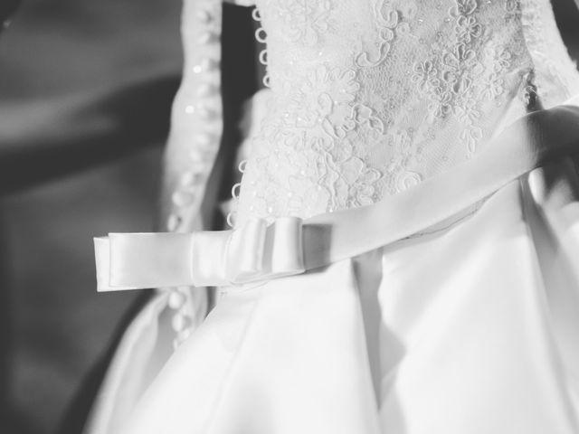 La boda de David y Bea en Huermeces, Burgos 18