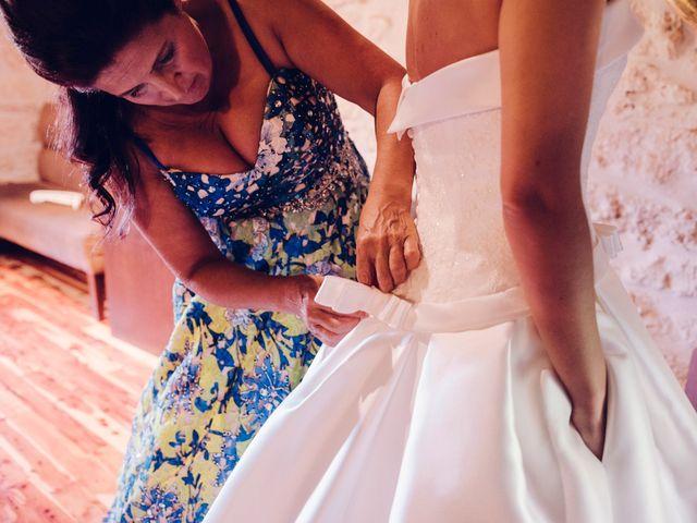 La boda de David y Bea en Huermeces, Burgos 19