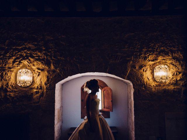 La boda de David y Bea en Huermeces, Burgos 1