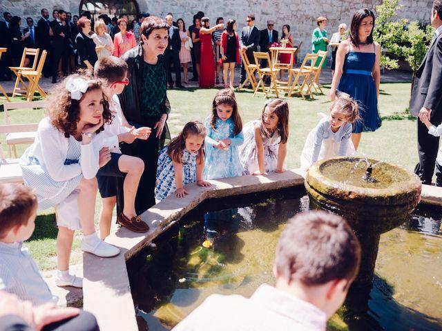 La boda de David y Bea en Huermeces, Burgos 23