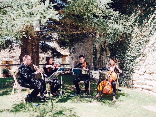La boda de David y Bea en Huermeces, Burgos 24