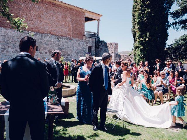 La boda de David y Bea en Huermeces, Burgos 26