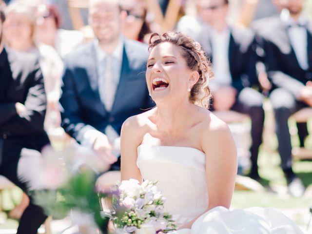 La boda de David y Bea en Huermeces, Burgos 27