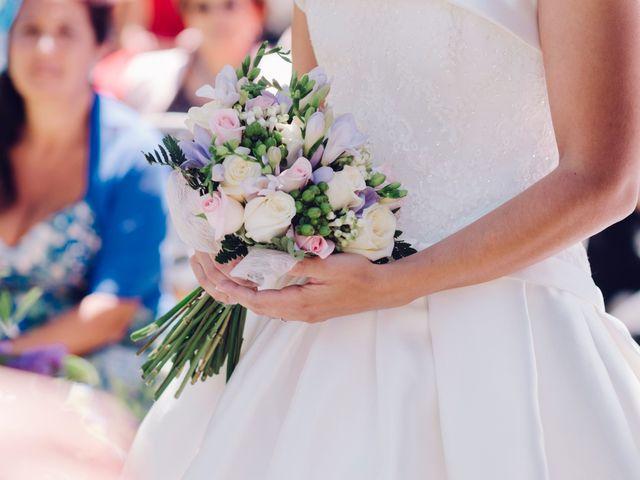 La boda de David y Bea en Huermeces, Burgos 30