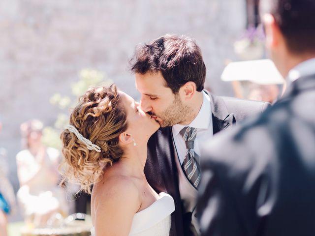 La boda de David y Bea en Huermeces, Burgos 32