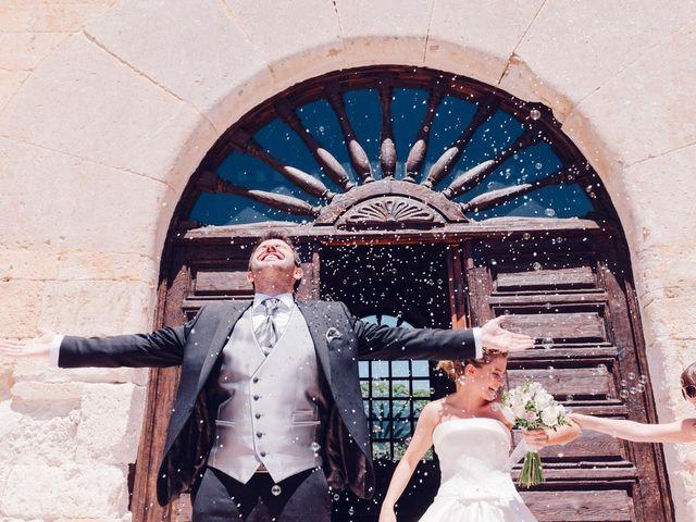 La boda de David y Bea en Huermeces, Burgos 34