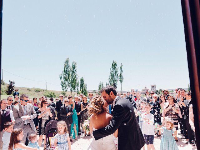 La boda de David y Bea en Huermeces, Burgos 2