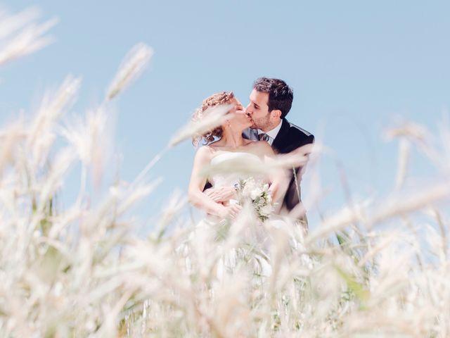 La boda de David y Bea en Huermeces, Burgos 36