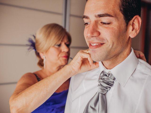 La boda de Enrique y Monica en El Puig, Valencia 3