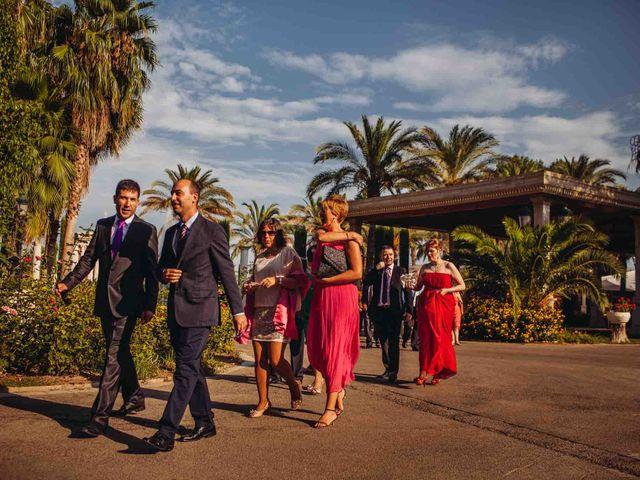 La boda de Enrique y Monica en El Puig, Valencia 30