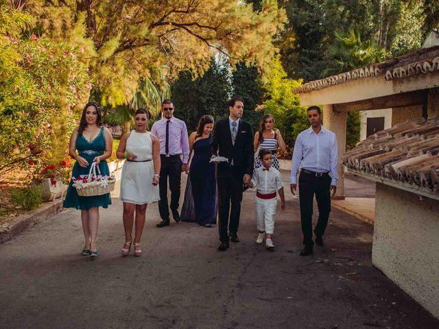La boda de Enrique y Monica en El Puig, Valencia 31