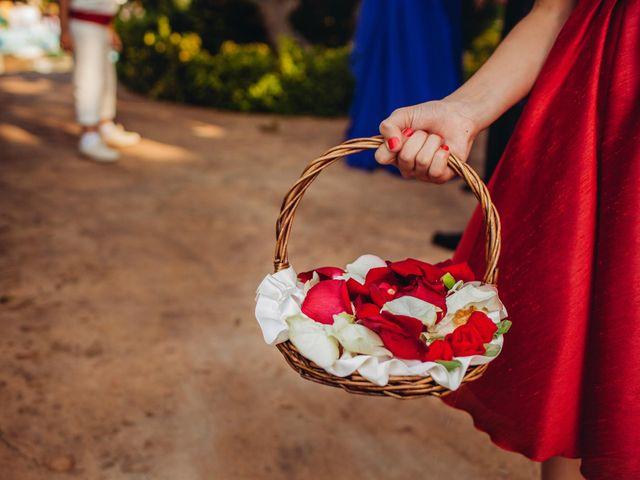 La boda de Enrique y Monica en El Puig, Valencia 35