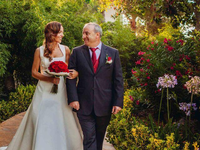 La boda de Enrique y Monica en El Puig, Valencia 36