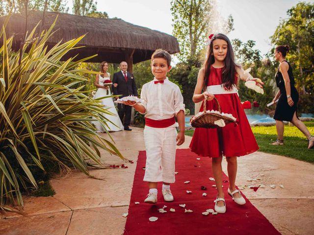 La boda de Enrique y Monica en El Puig, Valencia 37