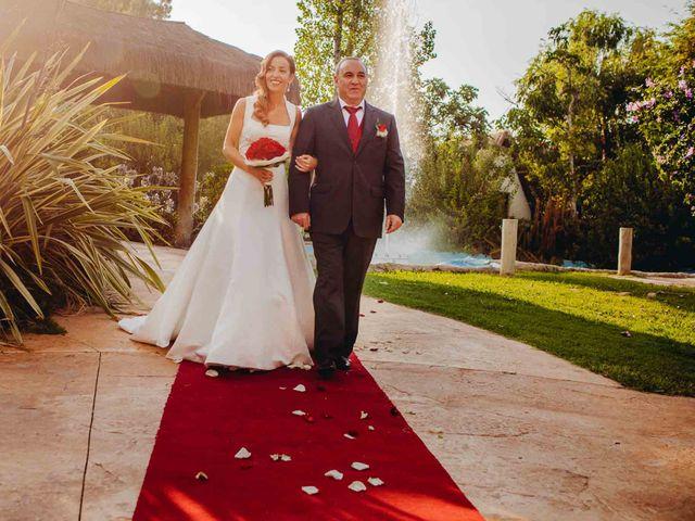 La boda de Enrique y Monica en El Puig, Valencia 38