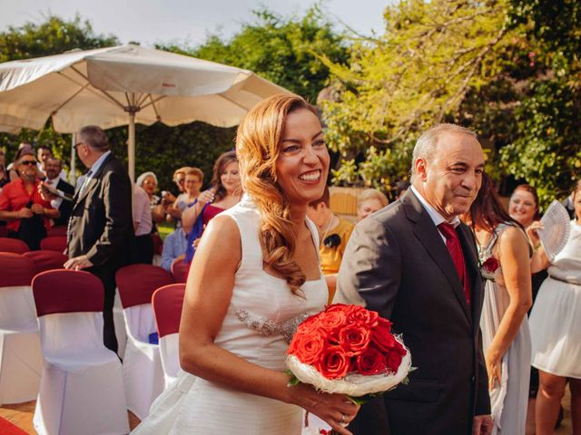 La boda de Enrique y Monica en El Puig, Valencia 40