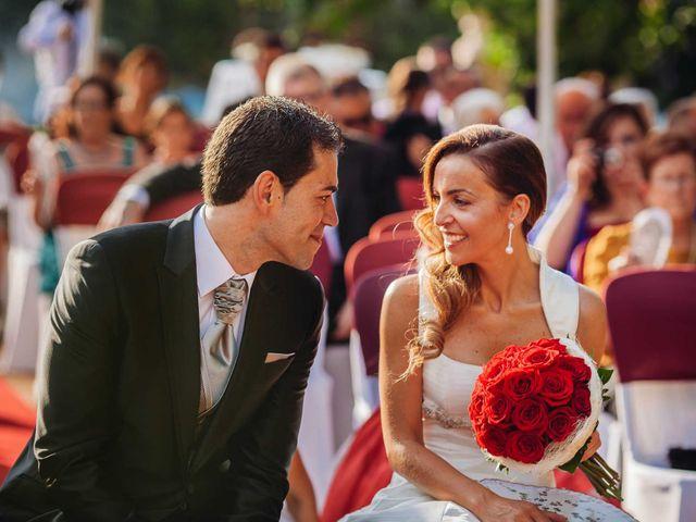 La boda de Enrique y Monica en El Puig, Valencia 42
