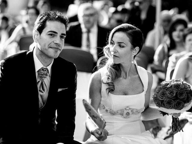 La boda de Enrique y Monica en El Puig, Valencia 43