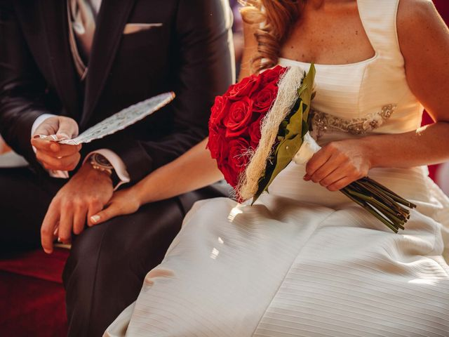 La boda de Enrique y Monica en El Puig, Valencia 44
