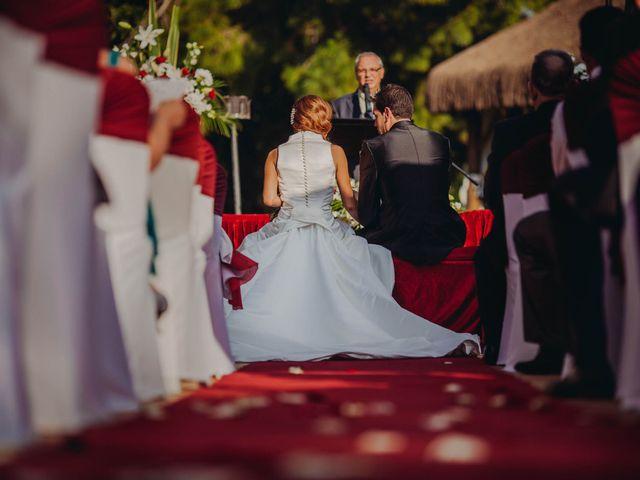 La boda de Enrique y Monica en El Puig, Valencia 46