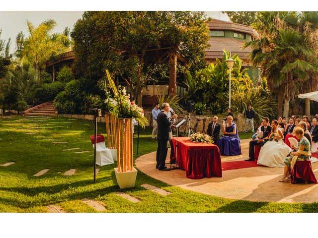 La boda de Enrique y Monica en El Puig, Valencia 47