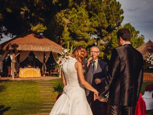 La boda de Enrique y Monica en El Puig, Valencia 56