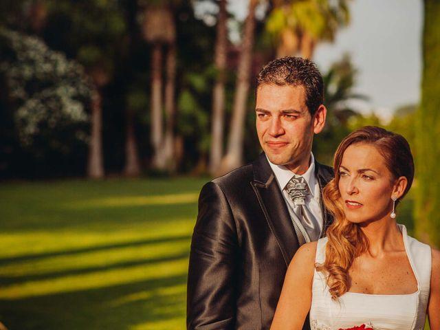 La boda de Enrique y Monica en El Puig, Valencia 61