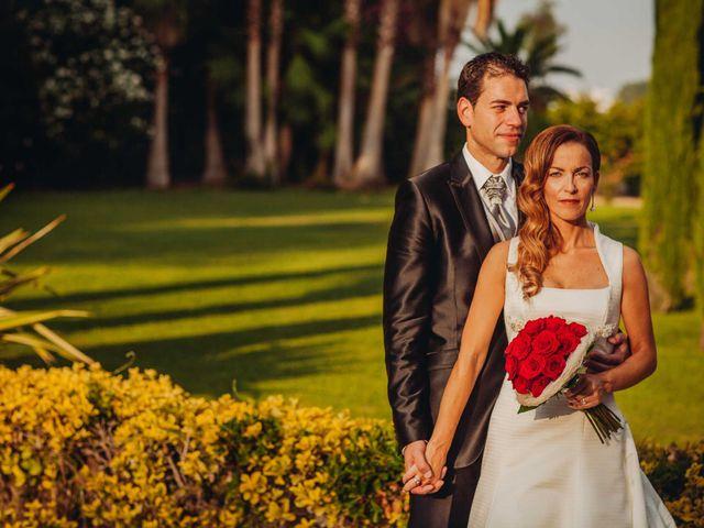 La boda de Enrique y Monica en El Puig, Valencia 62