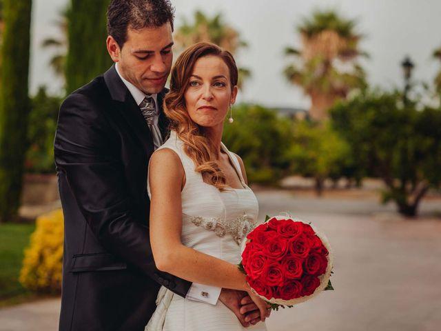 La boda de Enrique y Monica en El Puig, Valencia 65