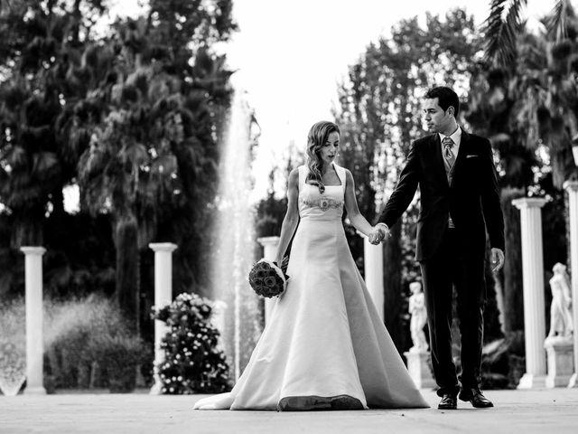 La boda de Enrique y Monica en El Puig, Valencia 66