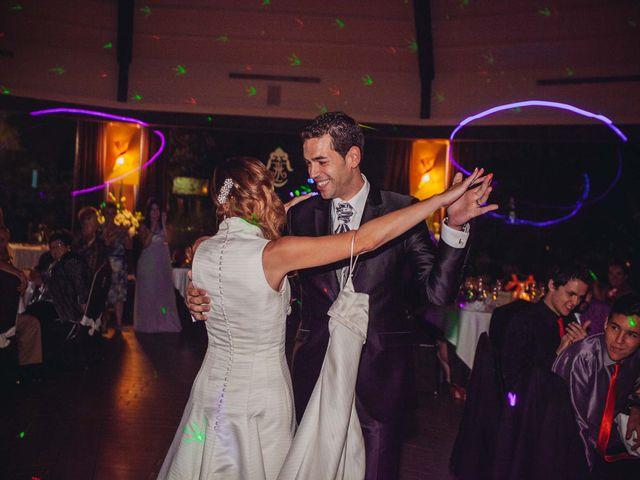 La boda de Enrique y Monica en El Puig, Valencia 77
