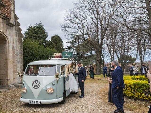 La boda de Jose y Irati en Loiu, Vizcaya 5