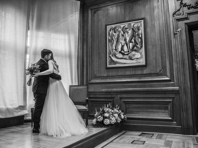La boda de Jose y Irati en Loiu, Vizcaya 11