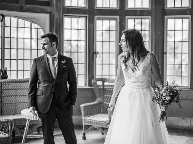 La boda de Jose y Irati en Loiu, Vizcaya 12