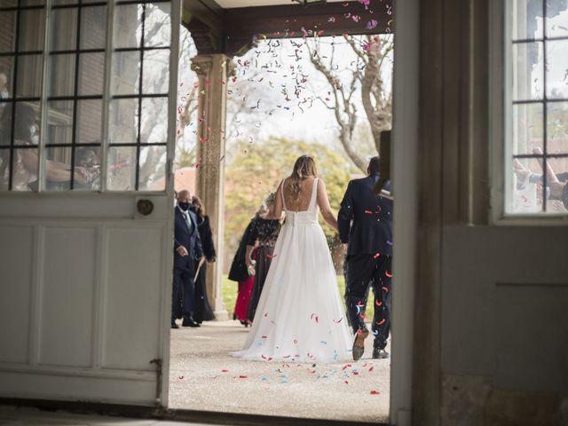 La boda de Jose y Irati en Loiu, Vizcaya 13