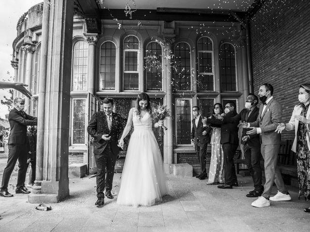 La boda de Jose y Irati en Loiu, Vizcaya 14