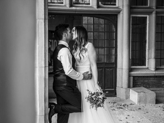 La boda de Jose y Irati en Loiu, Vizcaya 22
