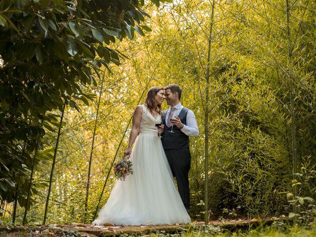 La boda de Jose y Irati en Loiu, Vizcaya 27