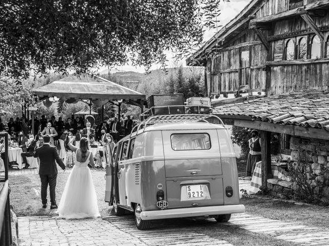 La boda de Jose y Irati en Loiu, Vizcaya 31