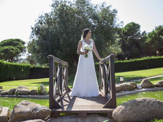 La boda de Claudi y Anna en Llofriu, Girona 17