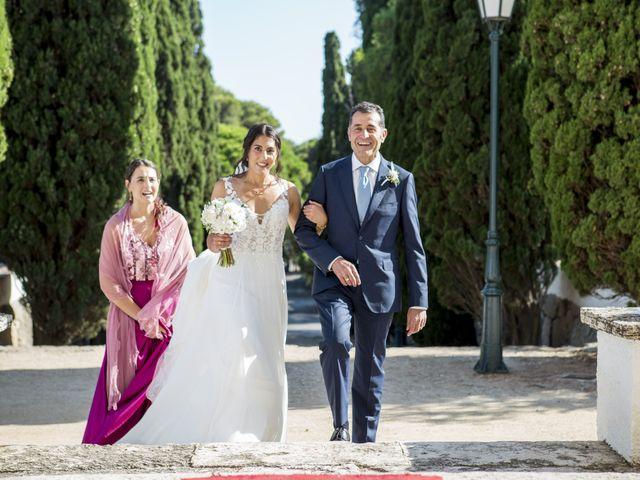 La boda de Claudi y Anna en Llofriu, Girona 19