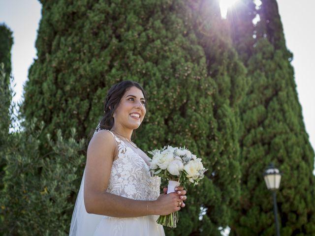La boda de Claudi y Anna en Llofriu, Girona 20