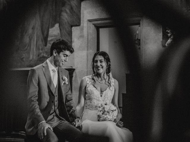 La boda de Claudi y Anna en Llofriu, Girona 23