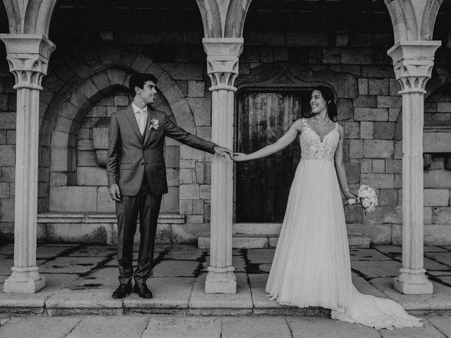 La boda de Claudi y Anna en Llofriu, Girona 30