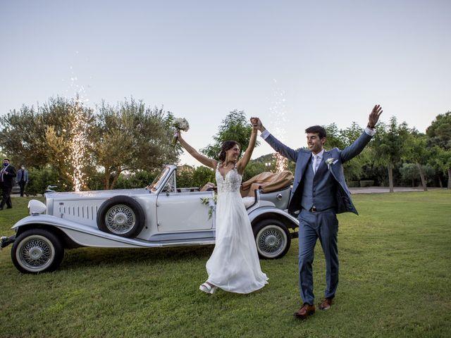 La boda de Claudi y Anna en Llofriu, Girona 32
