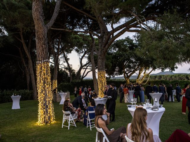 La boda de Claudi y Anna en Llofriu, Girona 34