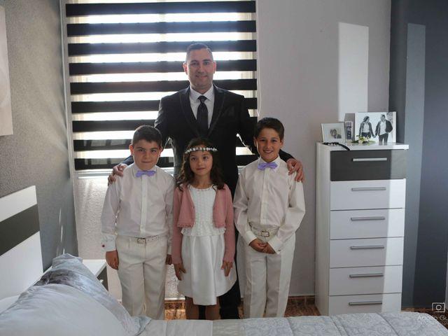 La boda de Juan Carlos y Lorena en Olula Del Rio, Almería 4