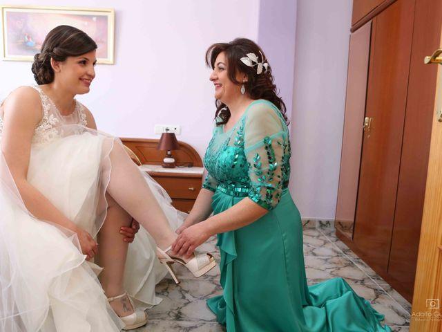 La boda de Juan Carlos y Lorena en Olula Del Rio, Almería 14